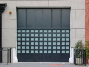 Manhattan Insulated Overhead Garage Door