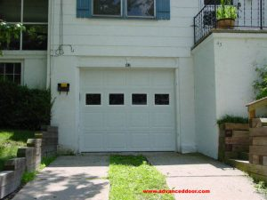 Manhattan Aluminum Garage Door