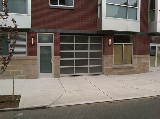 Manhattan Aluminum & Glass Garage Doors
