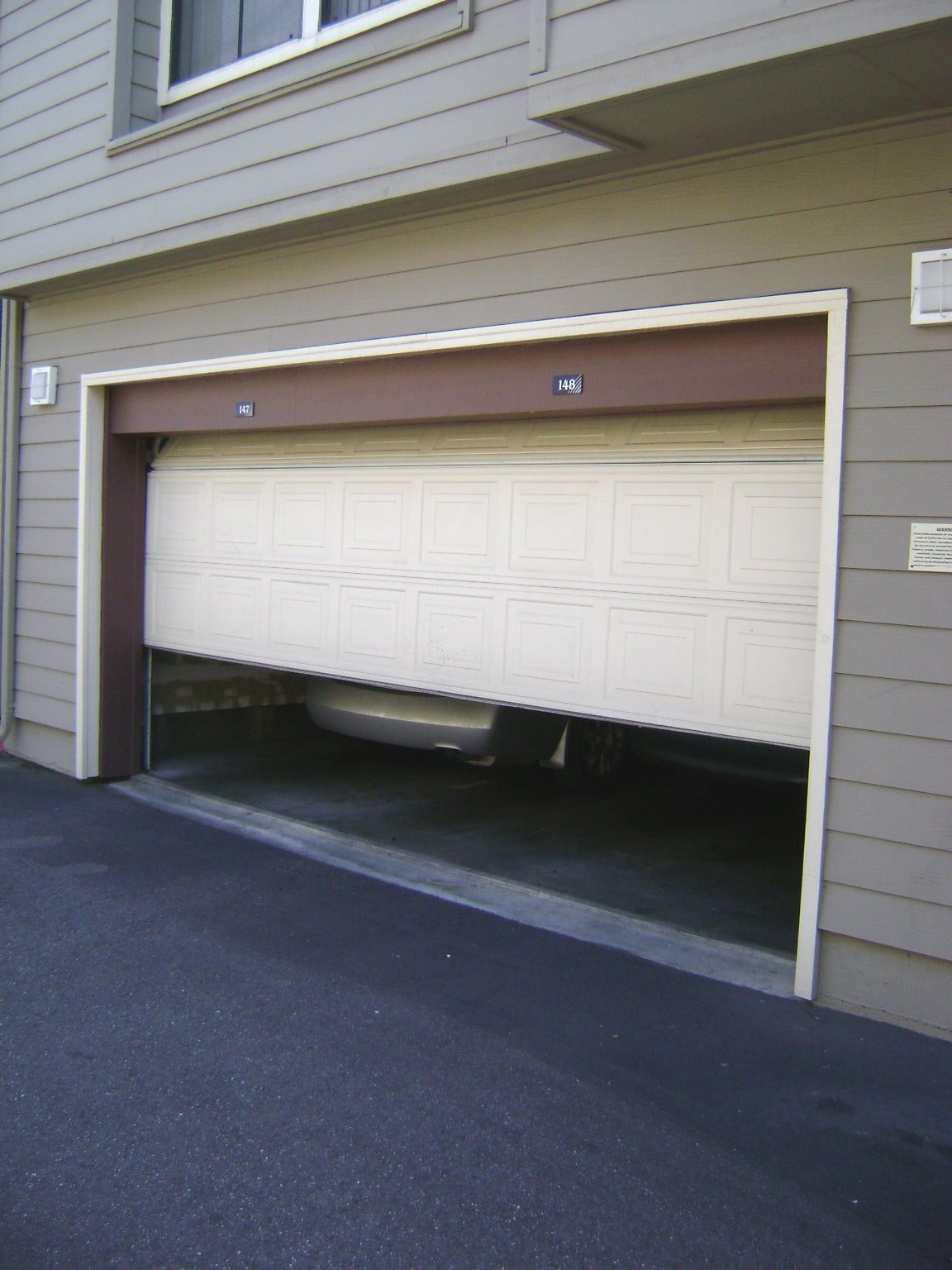 Hoboken Overhead Garage Door