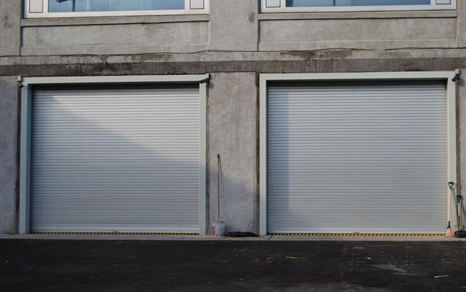 Manhattan Rolling Steel Doors