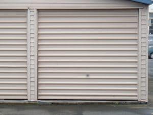 Manhattan Rolling Steel Door