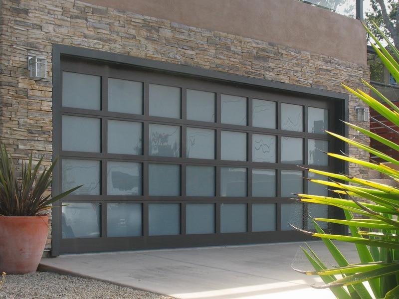 Hoboken Glass Garage Doors Installation