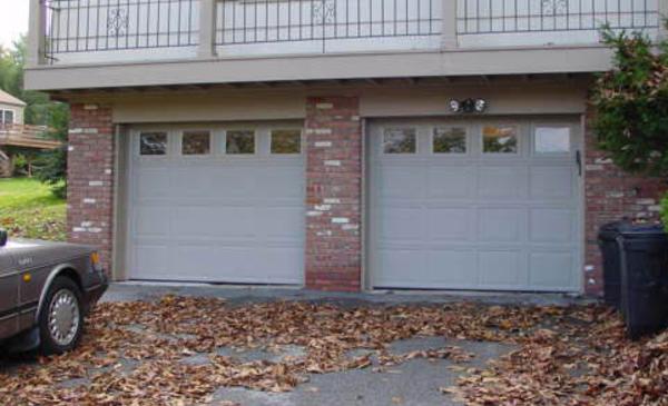 Hoboken Aluminum Garage Doors