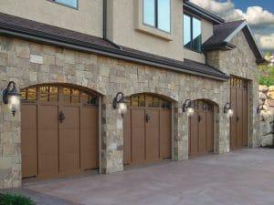 Sparta Carriage House Garage Doors Service