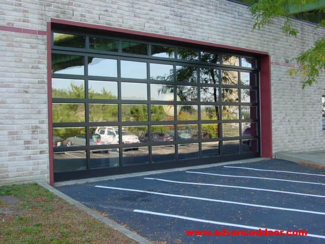 Chelsea Commercial Garage Doors