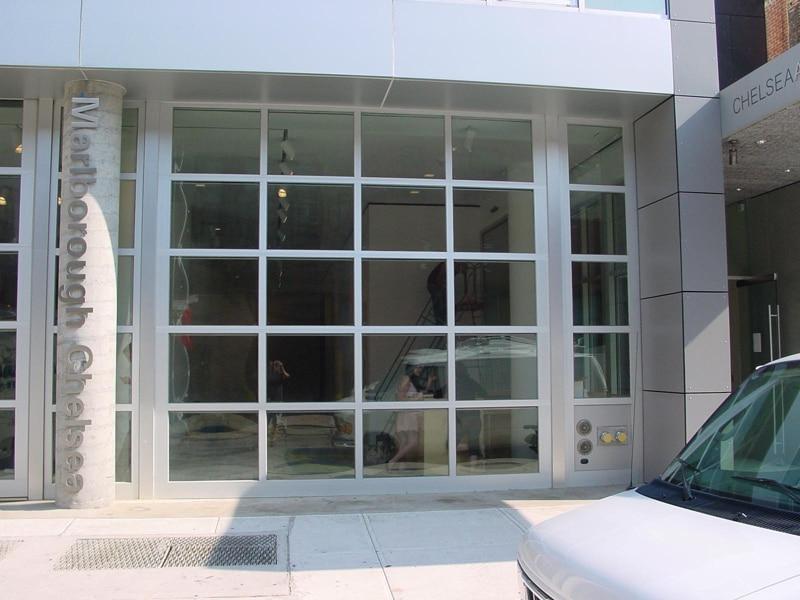 Hoboken Commercial Garage Doors