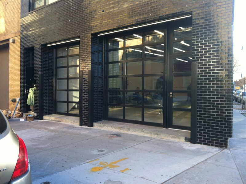 Manhattan Commercial Garage Doors