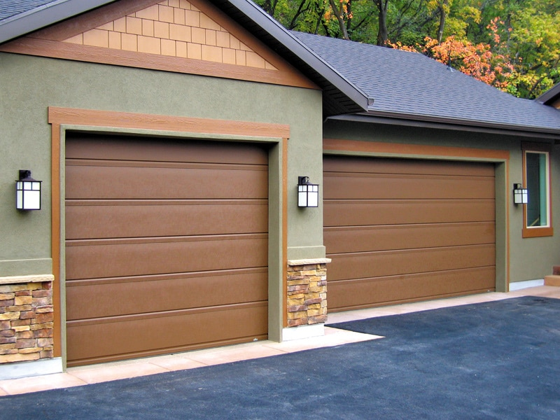 Sparta Residential Garage Doors Installation
