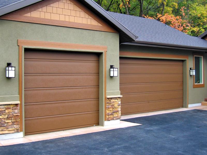 Sparta Residential Garage Doors Installation
