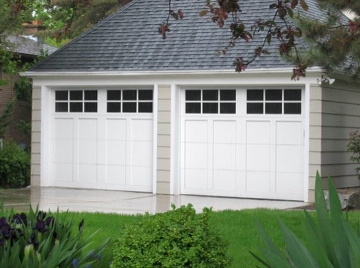 Franklin Residential Garage Doors
